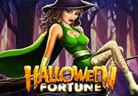 игровой автомат Удача в Хэллоуин