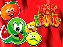 Аппараты Счастливые фрукты встречают вас бонусами