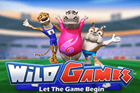 Бесплатный автомат Дикие Игры онлайн